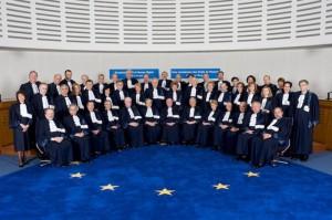 Kolektív sudcov Európskeho súdu pre ľudské práva