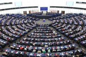 Zasadanie Európskeho parlamentu